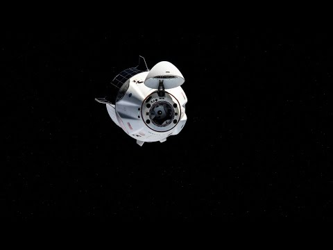 NASA's SpaceX Crew-1 Undocking and Departure from International Space Station