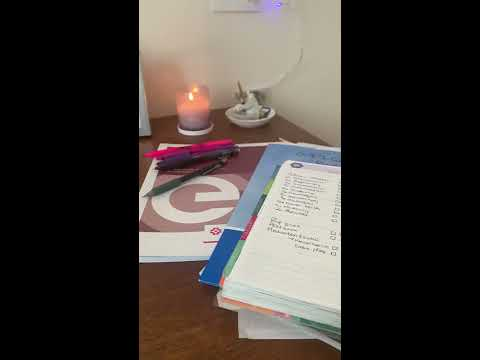 HOW I STUDY.