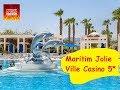 Sharm El Eheikh - Maritim Jollie Ville Casino 5* - Aerial ...