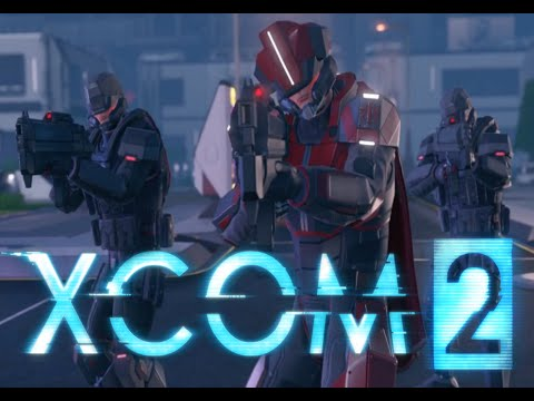 game news xcom 2 meet the advent part 1 youtube. Black Bedroom Furniture Sets. Home Design Ideas