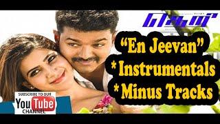 En Jeevan (Theri) - Instrumentals - Minus Track