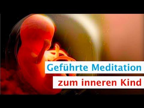 Geführte Meditation ▶ Reise zum inneren Kind  ▶ Heilung durch Selbstliebe