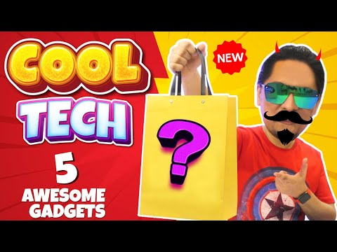 Cool Tech Gadgets Under Rs.X – From Amazon
