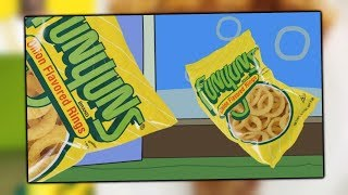 WEIRD Twitter Company Accounts (Funyuns)