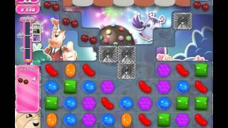 Candy Crush Saga Level 1405 (No booster)