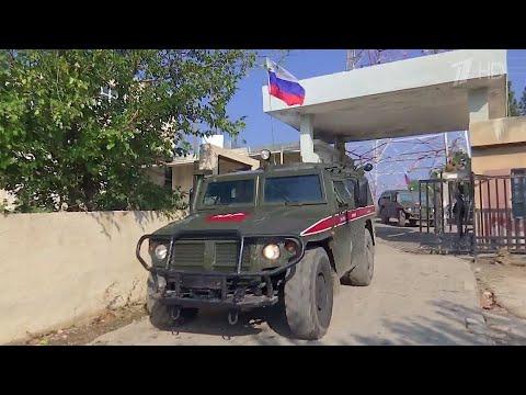 Россия и Турция скоро начнут совместное патрулирование в Сирии.