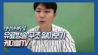 [영삽취재수첩] 유료방송 구조 알아보기-케이블TV