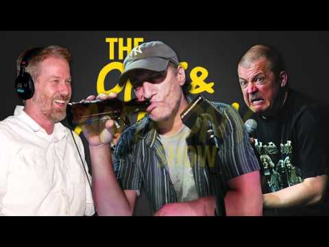 Opie & Anthony: Awkward Tom Sizemore Interview (04/18/13)