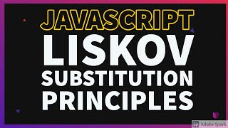 Liskov Substitution Principles #09