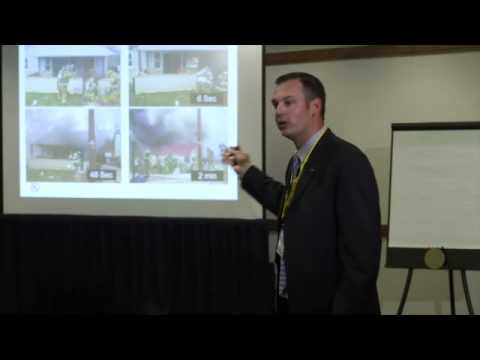 NIST and UL Research: Studying Fire Behavior and Fireground Tactics Part 1 and 2 - Workshop