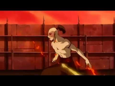 Prince Zuko vs Commander Zhao [HD]