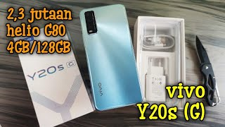 Vivo Y20s G unboxing - hape gaming murah vivo nih