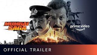 Mumbai Saga - Official Trailer | John Abraham, Emraan Hashmi, Mahesh Manjrekar | Amazon Prime Video