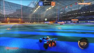 Rocket League: One of my first games!