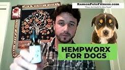 HempWorx For Dogs 🐶🐕 HempWorx Dog Treats Review