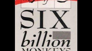 SIX BILLION MONKEYS-Swaying to the beat{radio mix}