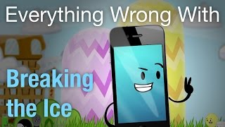 Everything Wrong With Inanimate Insanity II: Breaking the Ice within 4 minutes
