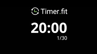 20 Minute Interval Timer