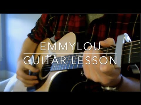 First Aid Kit Emmylou Guitar Lesson Youtube