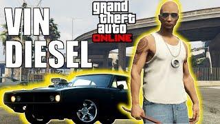 GTA 5 Online #2508 Ich bin jetzt Vin Diesel
