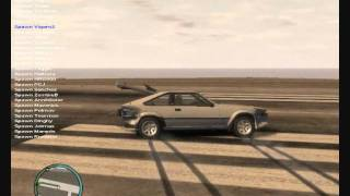 Grand Theft Auto IV - Crashes 1