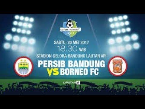 Persib Vs Borneo Fc Live Streaming Indosiar Gojek Liga 1 21 04