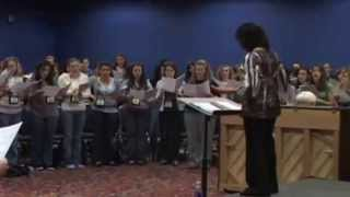How To Become A Great Singer :: Vocal Choir Rehearsal