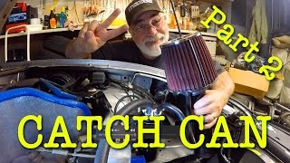 homepage tile video photo for Boosted Miata Oil Catch Can Install part 2 + Sexy Italians!