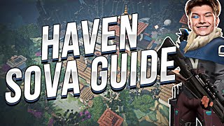 SEN Sinatraa | SΟVA ARROW GUIDE ON HAVEN!