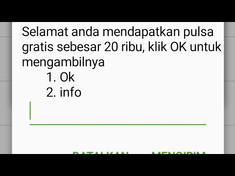 CARA MENDAPATKAN PULSA GRATIS INDOSAT TERBARU 2021 TANPA APLIKASI