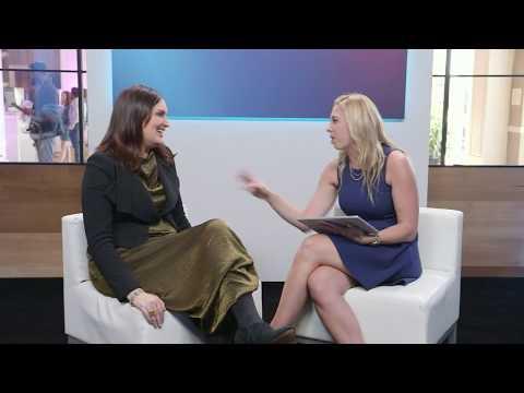 Exclusive Interview I Deborah Frances White Talent Connect 2017