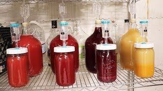 AMAZING LOW-COST HOMEMADE ALCOHOL!