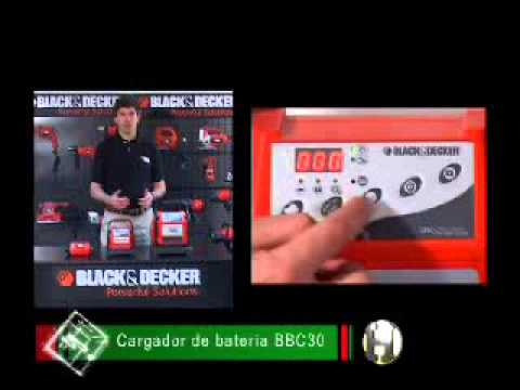 7c427d9f331 Cargadores de Baterias Black & Decker - YouTube