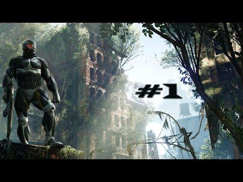 วิกฤตกาล มหากาฬชุดเหนือมนุษย์ - Crysis 3 #1