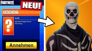 FORTNITE SKINS GIFT! Skins Give Away Function - Fortnite Battle Royale ( Le nain de fruit