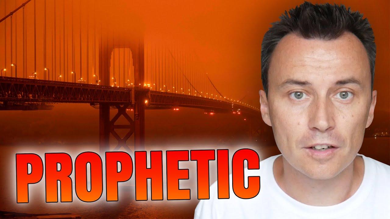 Something PROPHETIC Is Happening in California 🔥