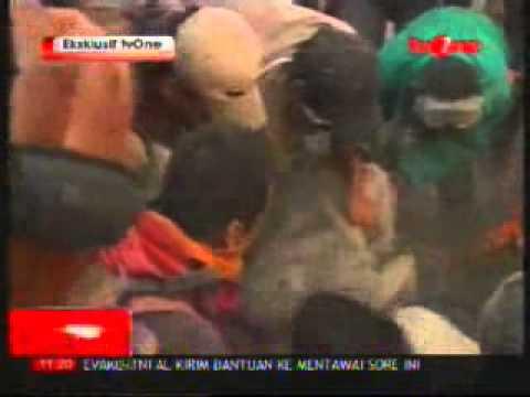 Evakuasi Jenazah Mbah Marijan
