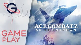 ACE COMBAT 7 SKIES UNKNOWN - Gameplay FR