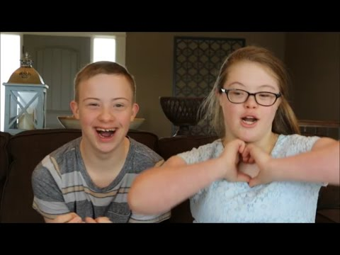 Young Love (Down Syndrome And Dating For The First Time)
