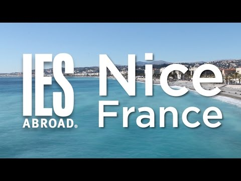NICE | Study Abroad | Wouldn't It Be Nice to Study Abroad in Nice?