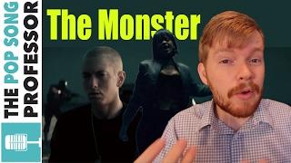 Download lagu Eminem - The Monster ft. Rihanna | Song Lyrics Meaning Explanation