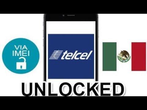 Libera Tu Celular Telcel Por IMEI Para Cualquier Compañia 2019