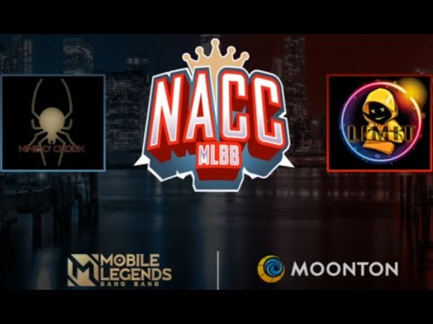 NINE OCLOCK VS LIMIT | North America Challenger Cup (NACC) | Mobile Legends | MLBB |