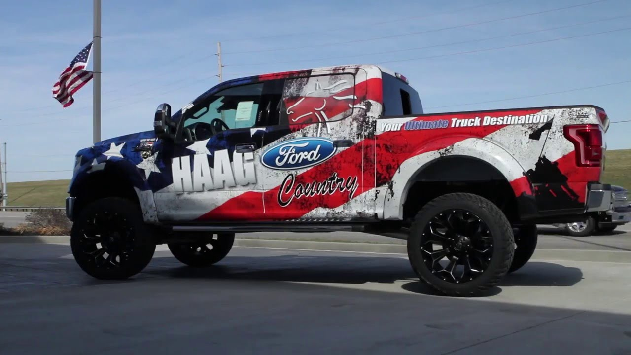 America Truck Debut Commercial - Haag Ford & America Truck Debut Commercial - Haag Ford - YouTube markmcfarlin.com