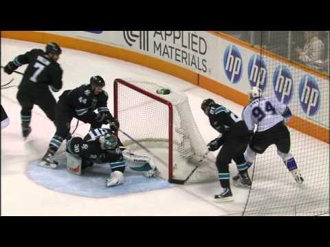Weirdest NHL goal ever