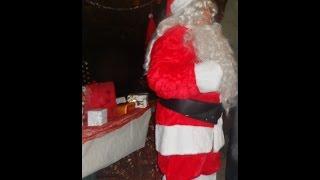 papa Noël à Prato di Giovellina