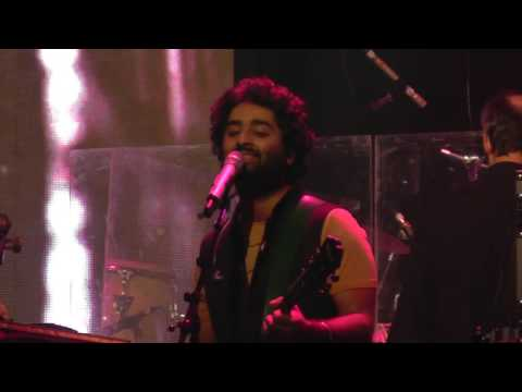 AAYAT (Bajirao Mastani) - Arijit Singh live in the Netherlands 2016