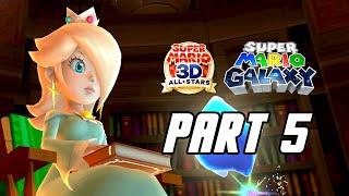 Super Mario 3D All-Stars: Super Mario Galaxy - Gameplay Walkthrough Part 5 (Switch)