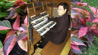 HD When Peace, Like a River, Attendeth my Way - John Hong Organ Inprovisation