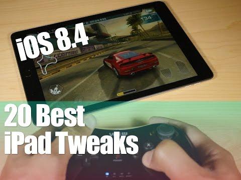 The 20 best iPad jailbreak tweaks for iOS 8.4